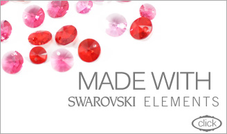 Our Swarovski Elements Adorned Jewelry