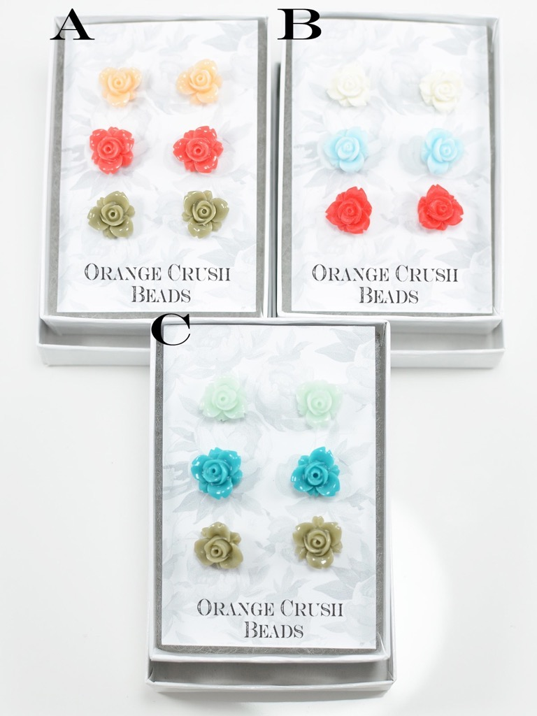 Earrings 3012