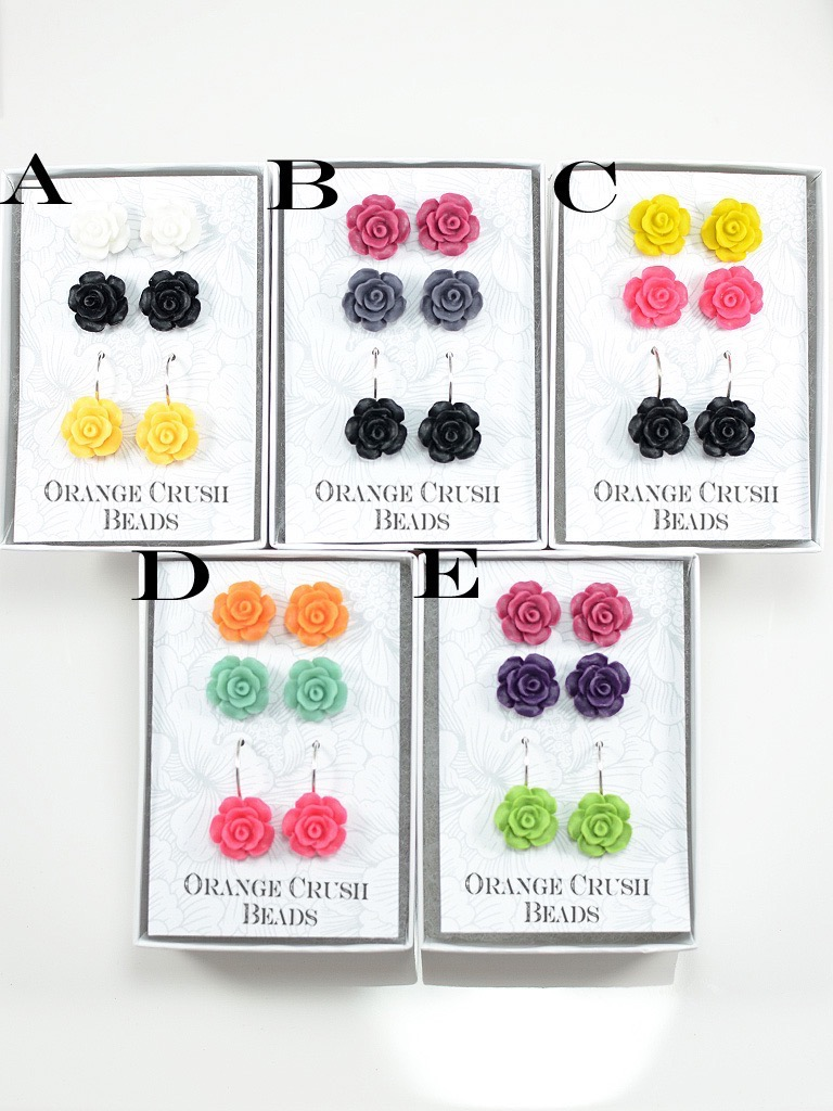 Earrings 3024