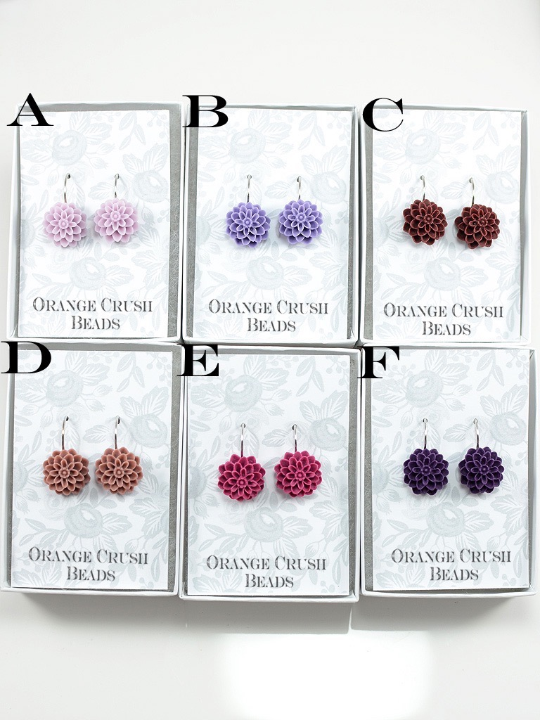 Earrings 3028