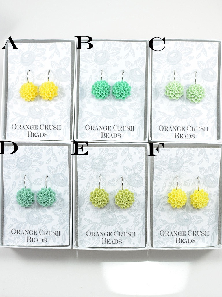 Earrings 3029