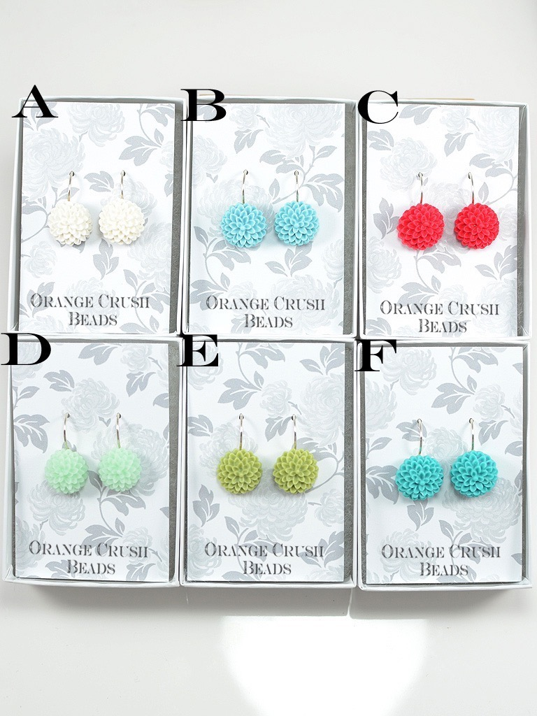 Earrings 3033