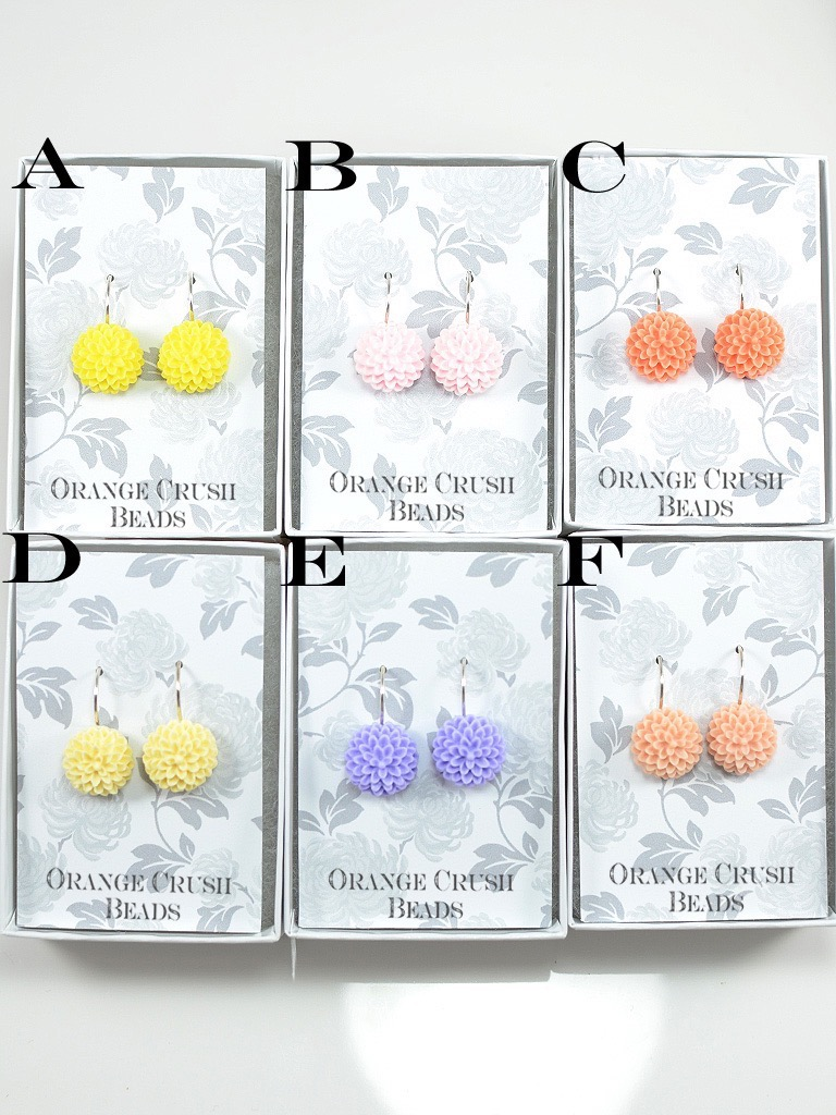 Earrings 3036