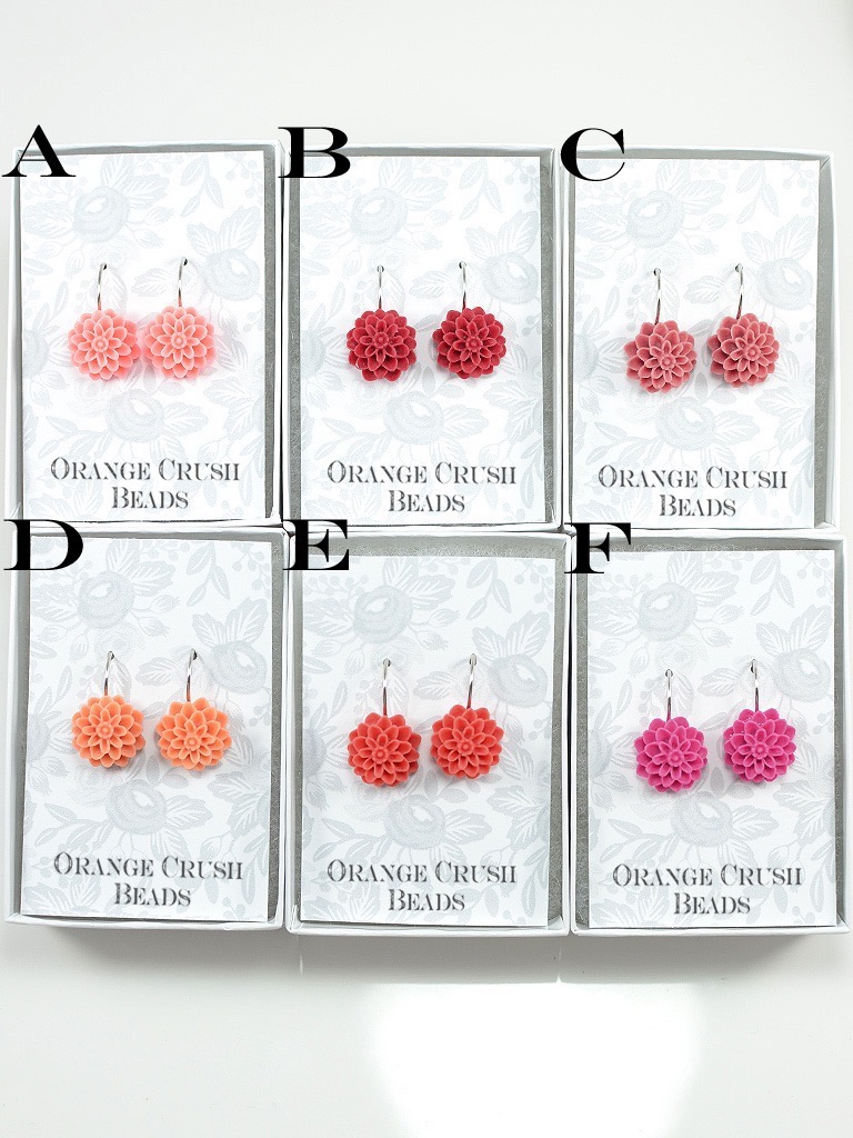 Earrings 3037