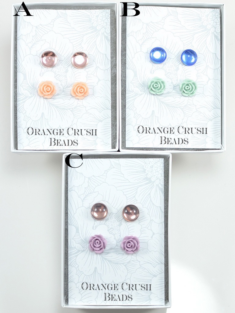Earrings 3045