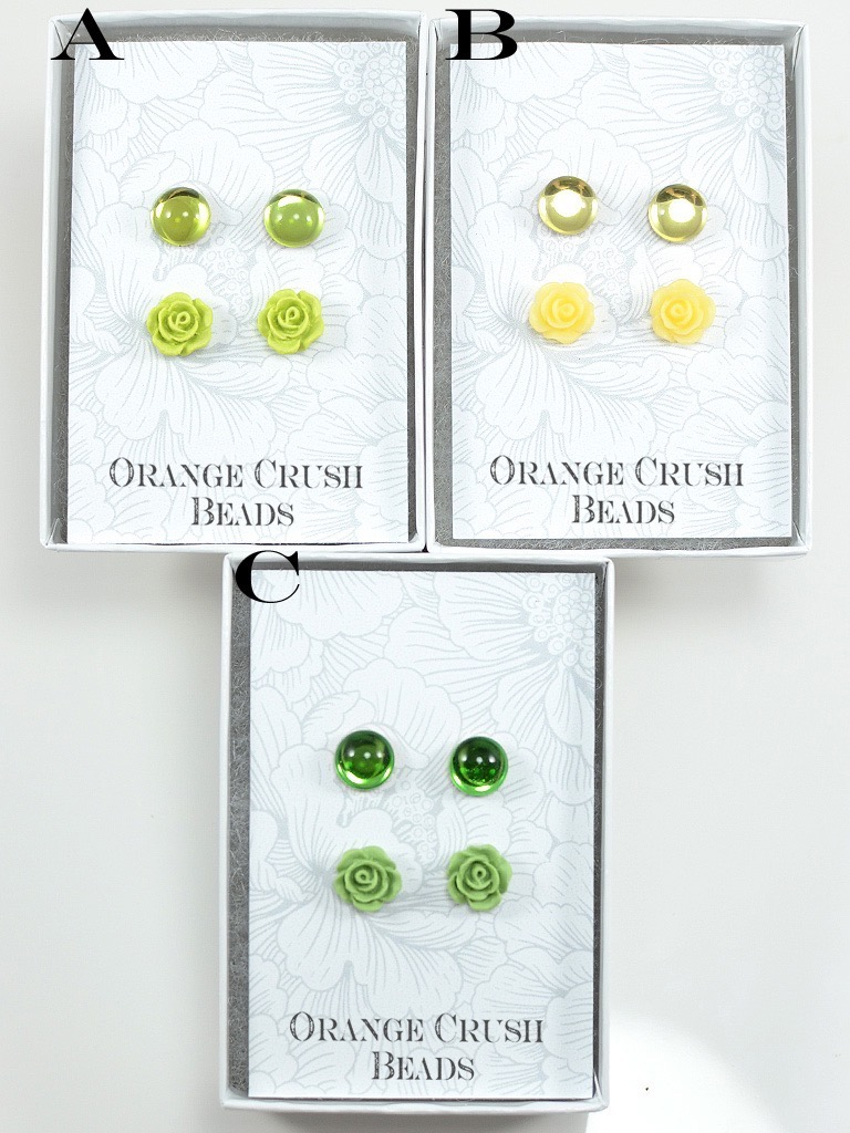 Earrings 3047