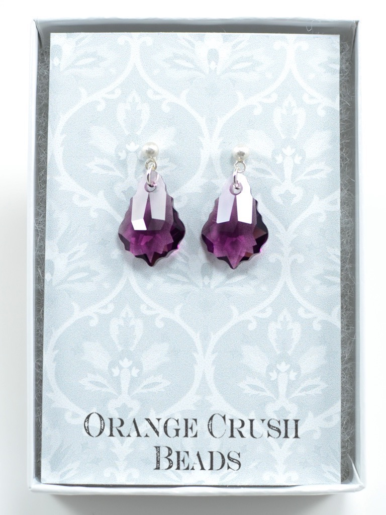 Earrings 3054