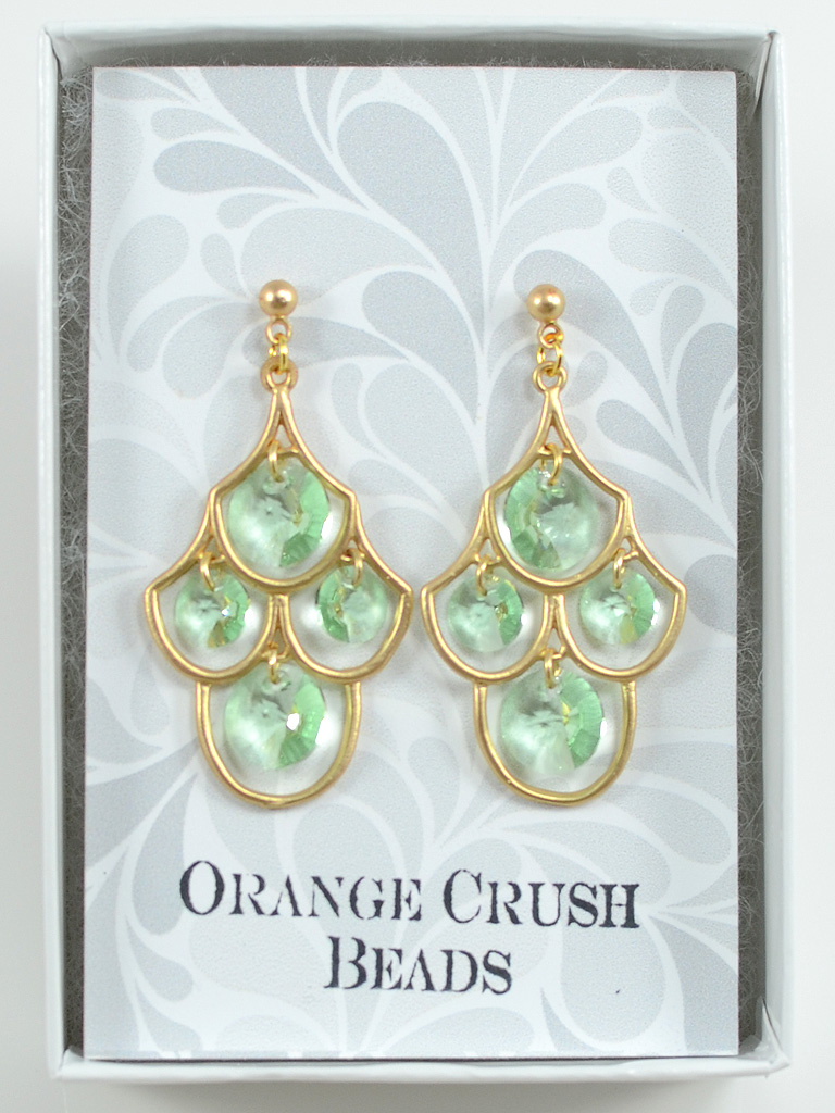 Earrings 3249
