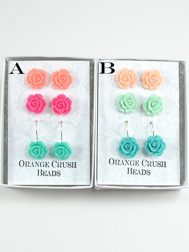 Earrings 3277