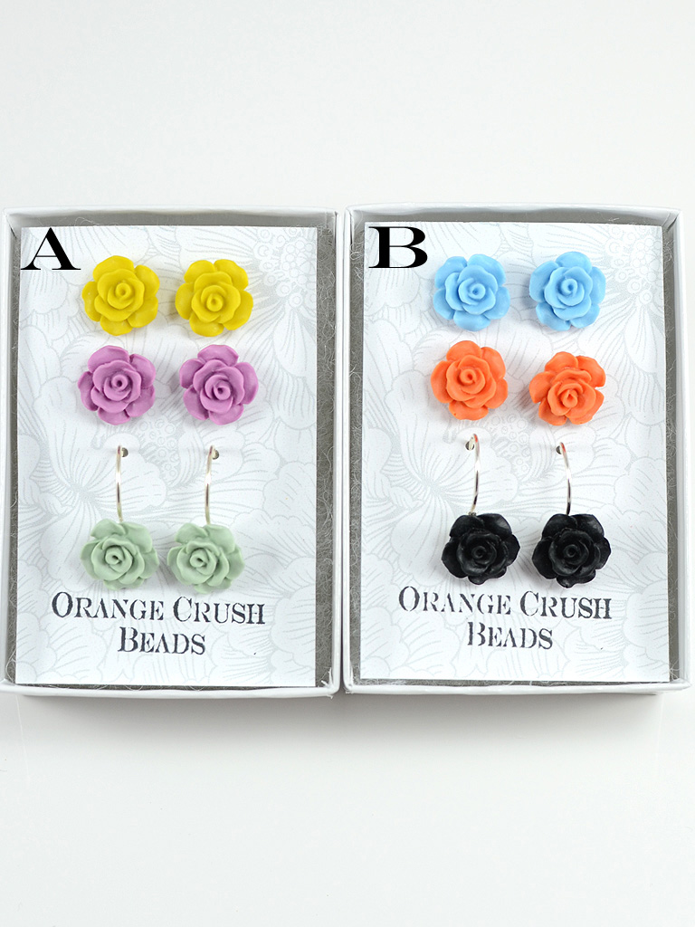 Earrings 3278