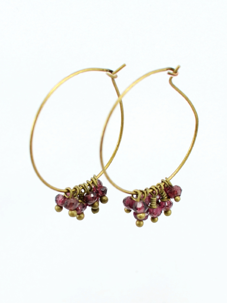Earrings 3437